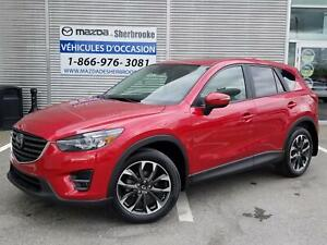 2016 Mazda CX-5 GT Tech AWD Cuir Toit Ouvrant GPS