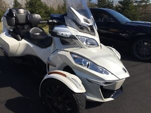 2014 Can Am Rt Limited