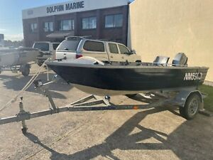 Stessco 3.8m with 20HP Mariner Buderim Maroochydore Area Preview