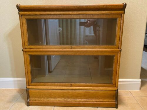 Oak Macey Barrister Book Case