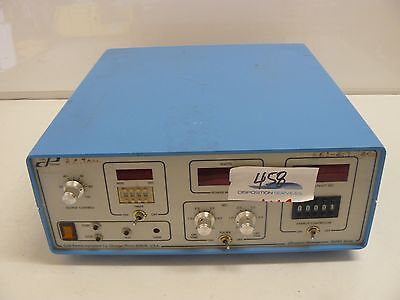 Cole Palmer Cp60 Ultrasonic Homogenizer 36260 Series