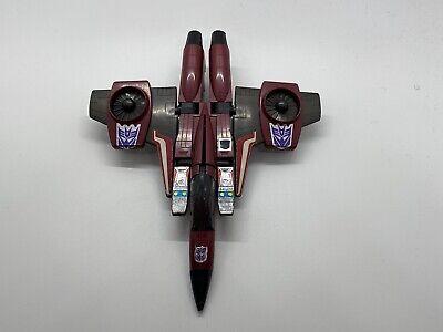 1985 Hasbro Takara Transformers G1 Thrust Vintage incomplete