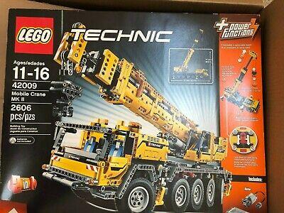 Lego Technic Mobile Crane MK II (42009) - Complete unopened