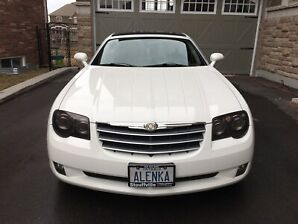 2004 Chrysler Crossfire Limited - LOW MILEAGE!