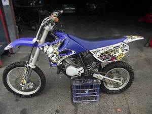 2008 Yamaha YZ 85 Small Wheel, Never Raced, Well Maintained, Mint Loganlea Logan Area Preview