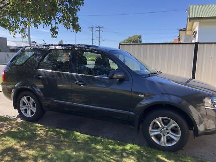 2010 Ford Territory TX SY MKII Auto