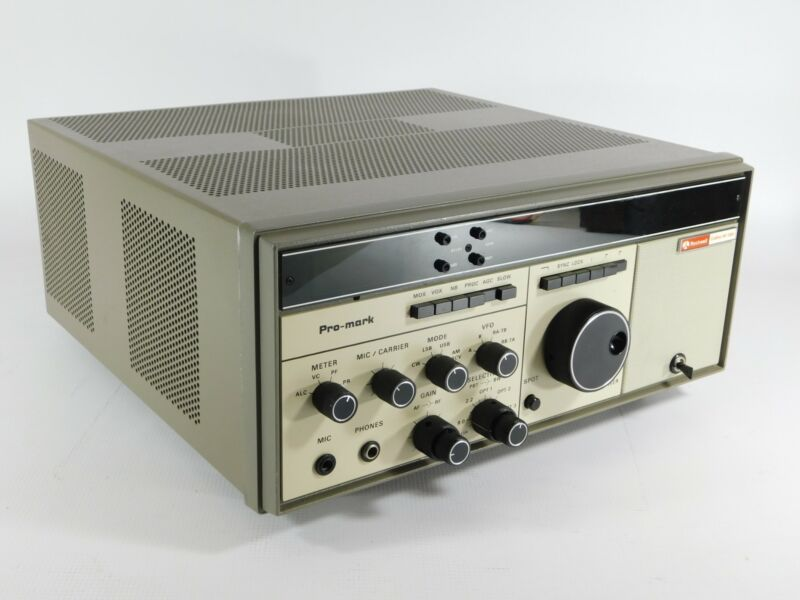 Collins HF-380 Transceiver SN 932 (fully loaded w/ options, collector quality)