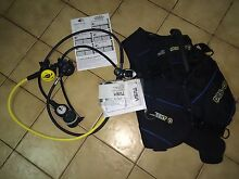 Brand New Scuba Gear BCD regs Dive Computer + Life Time Warranty Willetton Canning Area Preview