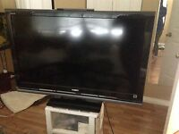 "Sony 45"" LCD flat screen tv"
