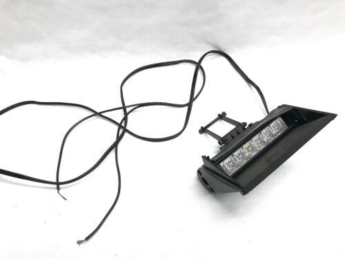 CODE 3  MODEL XT601SS SingleHead Dash Light /Retractable Guards