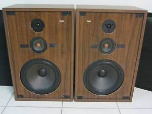 Vintage High quality speakers. South Brisbane Brisbane South West Preview