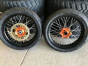 Motards rims and tyres Perth Perth City Area Preview