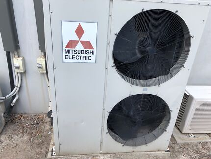 Mitsubishi 18.8 Kw Split Air Conditioner - used in good condition