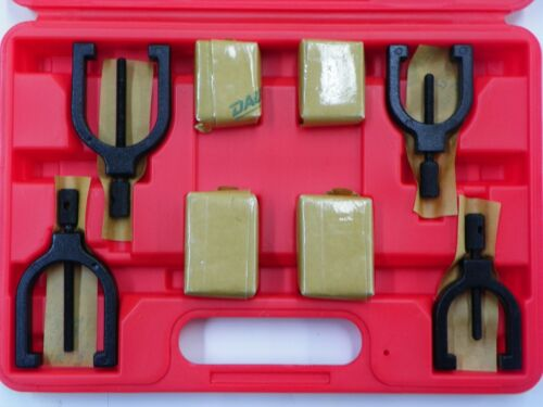 SPI 91-305-3, 8 PIECE V-BLOCK SET (2 sizes) WITH CLAMPS AND CASE      XS021