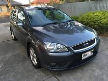 2007 Ford Focus LT TDCi Grey 6 Speed Manual Hatchback Disel Clovelly Park Marion Area Preview