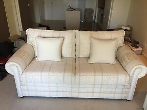 AS NEW large 2 seater couch! Braddon North Canberra Preview