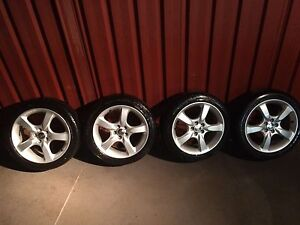 """Subaru Liberty 17"""" Wheels Gen4 With Tyres Isaacs Woden Valley Preview"""