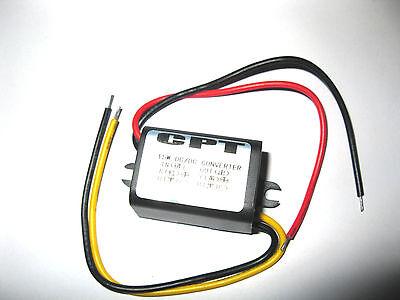 Dcdc Converter Regulator 12v Step Down To 5v 3a 15w Voltage Reducer 5volt 3amps