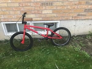 Hutch Webb bmx bike
