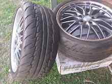 Rims and tyres Ripley Ipswich City Preview