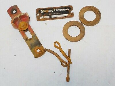 Massey Ferguson 39 2 Row Corn Planter Parts