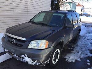 Mazda tribute 2003 4x4