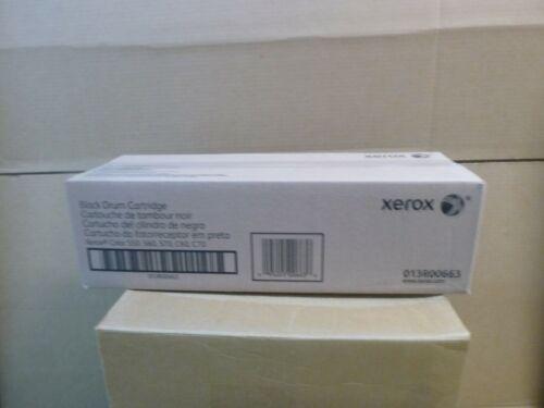 Genuine OEM Xerox 13R00663, 013R00663, 13R663 Black drum unit sealed