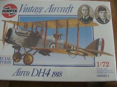AIRFIX Modellbausatz 01079: Airco DH4 1918 SPECIAL EDITION im Maß 1:72