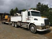 Combo /Posi track /cat excavator/truck and trailer many attachments  Gympie Gympie Area Preview