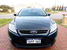 2011 Ford Mondeo MB Zetec Grey 6 Speed Sports Automatic Hatchback Wellard Kwinana Area Preview