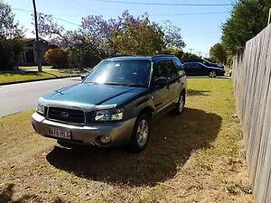 2003 Subaru Forester XS Wagon RWC and Rego Woolloongabba Brisbane South West Preview