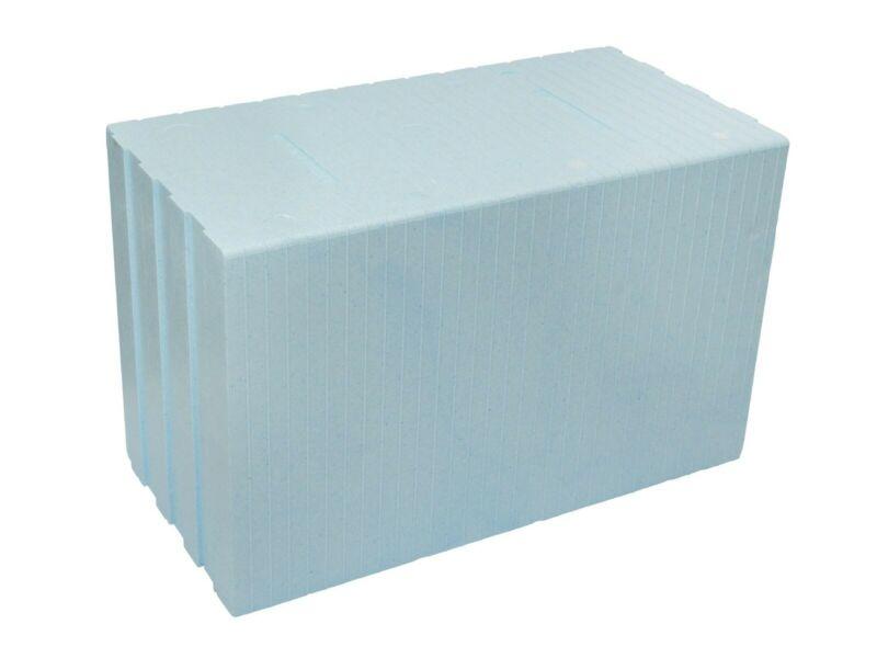 Curbblocks Pre sloped shower bench. Polystyrene waterproof shower bench 48