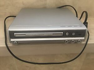 DVD/CD MP3 player