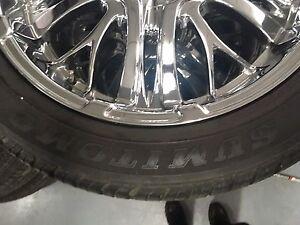 Mag avec pneus
