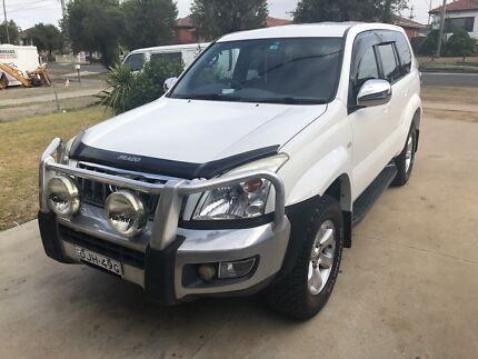 Toyota prado in excellent condition