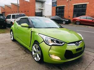 Hyundai Veloster wrecking,  2012 Veloster FS paint code:VE9 parts4sell West Footscray Maribyrnong Area Preview