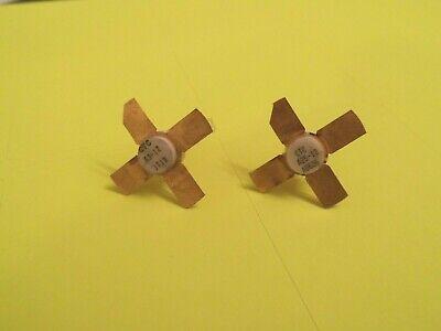 A3-12 3 Watts  A25-12 25watt Rf Power Transistors Chain 6 Meters 12v
