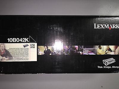 C750 Toner Schwarz (Lexmark 10B042K Toner Schwarz  Lexmark C750 / X750 Series)