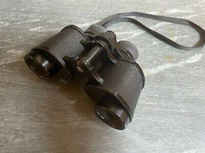 Vintage NIKON 8 X 30 8x30 8.3° 8.3 WF Binoculars -- Made in Japan