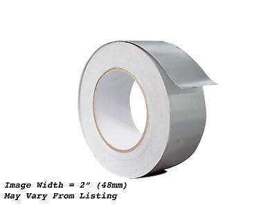 Wod Af-20r General Purpose Heat Resistant Aluminum Foil Tape 2.5 In. X 50 Yds.