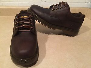 Men's CATerpillar Work Equipment Shoes Size 12