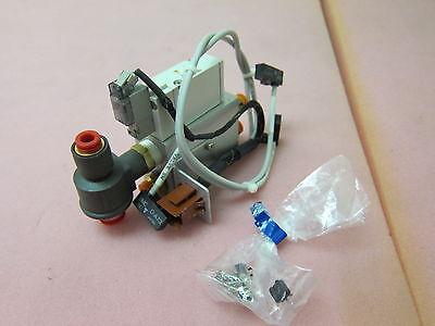SMC SYJ714R-5MOZ manifold assembly, 3 SMC D-A73 reed auto switch, 400316