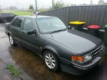 1993 Saab 9000 Sedan Canley Vale Fairfield Area Preview
