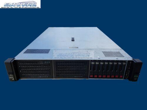 Hp Proliant Dl380 G10 Bronze 3104 6c 1.7ghz 8gb 8x 1.6tb Ssd 868703-b21