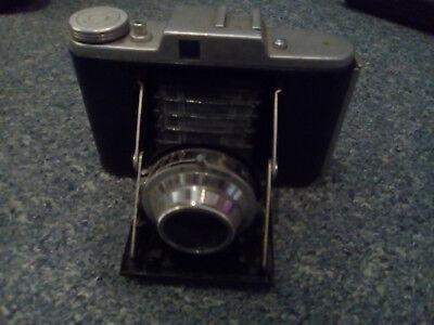 alte Kamera - ADOX - Klappkamera - Vario Adoxar 1:63 / 75 mm