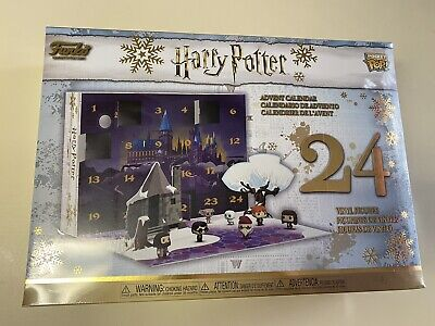 Funko Pop Harry Potter Advent Calendar 2018