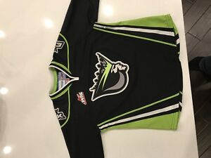 Oil Kings youth jersey