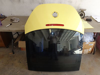 Rear Hatch with Glass VW Beetle Bug 98 99 00 01 02 03 04 05