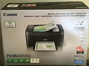 Canon color printer