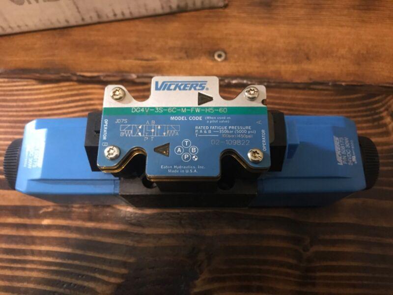 Vickers Hydraulic Control Valve 508173